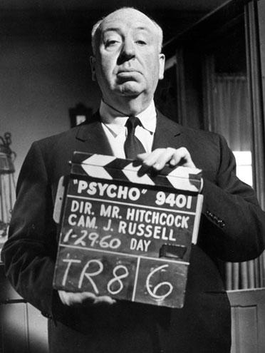 Resultado de imagem para Hitchcock